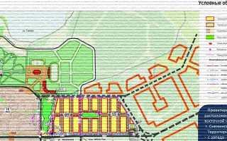 Где и как получить ситуационный план земельного участка