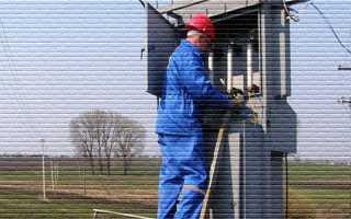 Можно ли провести электричество на участок без построек и как это сделать