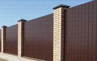 Забор между соседями — нормы, правила установки, закон