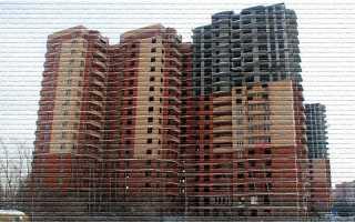 Признание и регистрация права собственности на объект незавершенного строительства