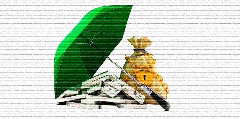 Деньги под защитой - картинка
