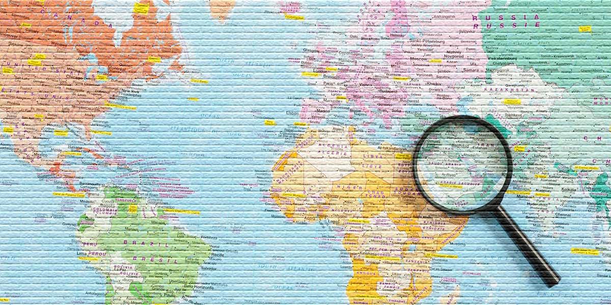 Карта мира - картинка