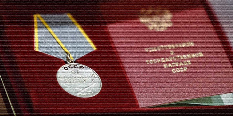Государственная награда - картинка