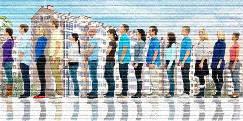 Очередь на улучшение жилищных условий - картинка