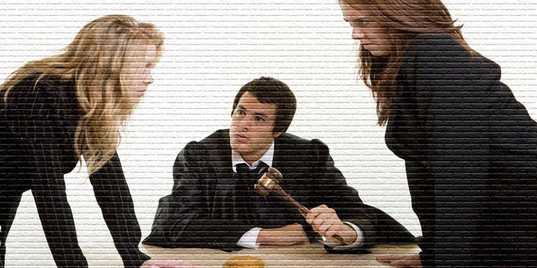 Спор о наследстве в суде - картинка