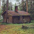 Дом в лесу - картинка