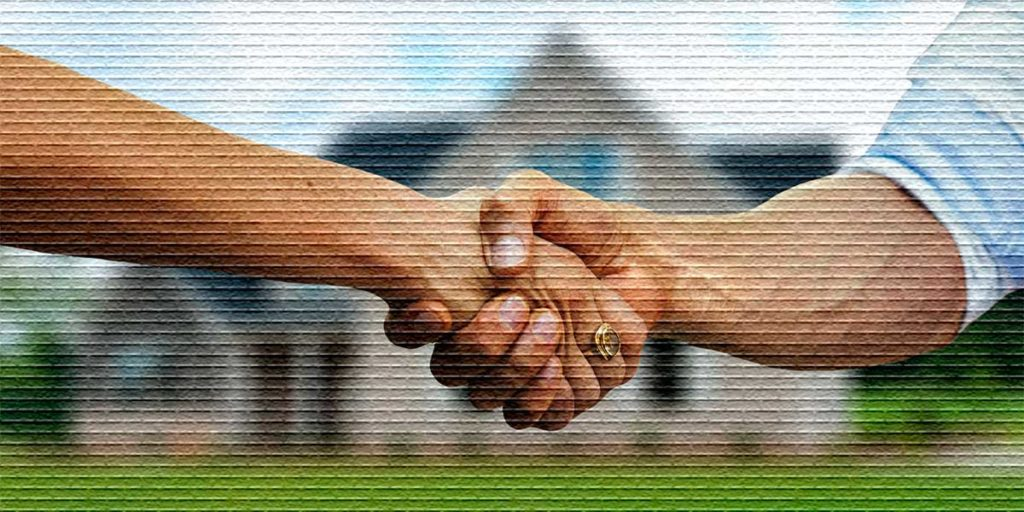 Сделки с недвижимостью - картинка
