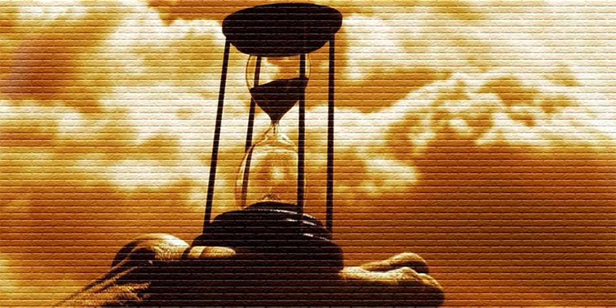 Песочные часы - картинка