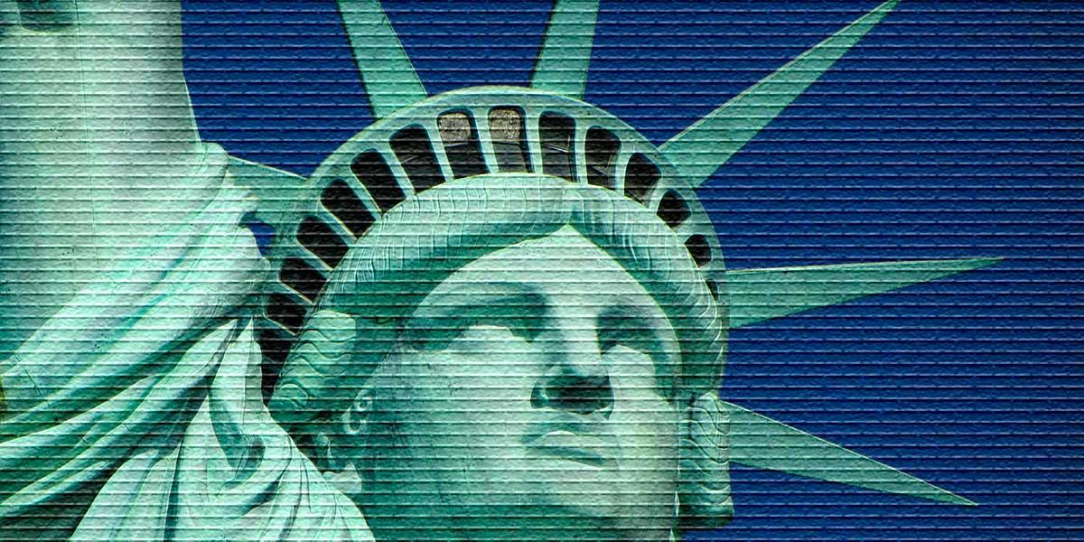 Статуя свободы - картинка