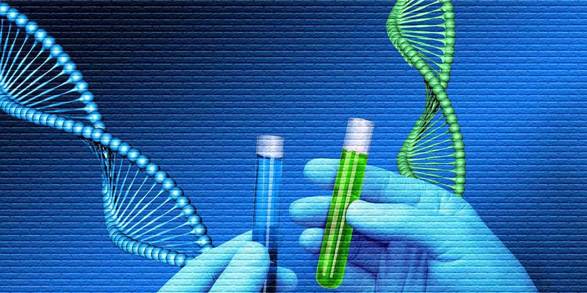 Анализ ДНК - картинка