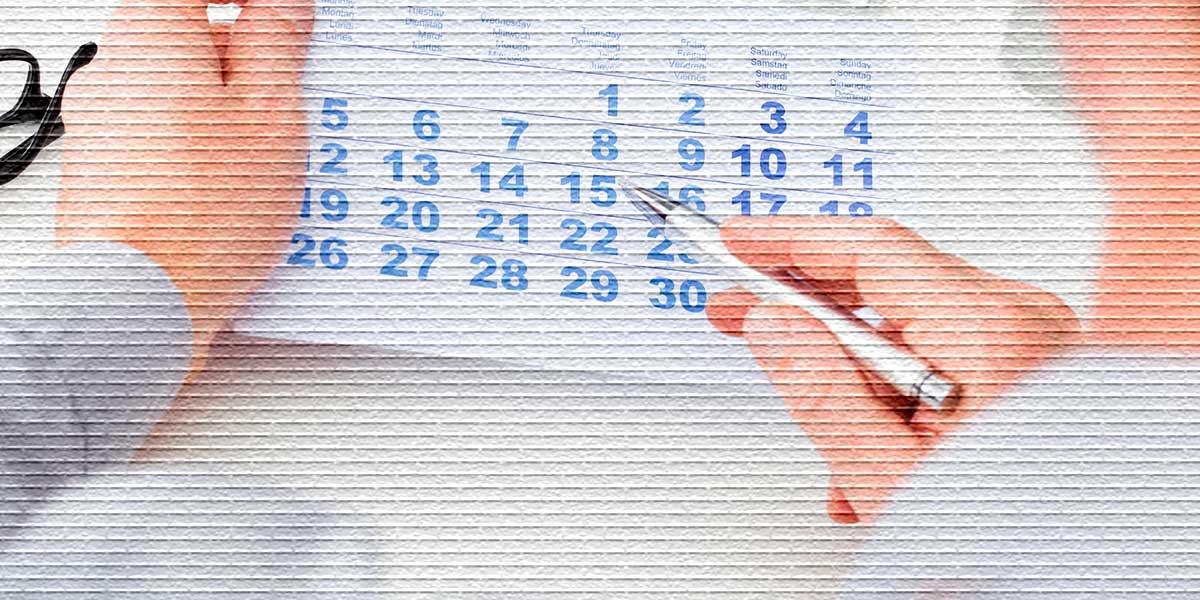 Календарь - картинка