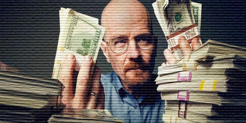 Гайзенберг с деньгами
